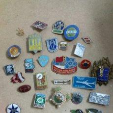 Pins de colección: PINS, INSIGNIAS,PINS DE ALFILER ETC... Lote 187092657