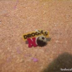 Pins de colección: PIN DE DROGAS NO. Lote 187446545