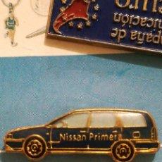 Pins de colección: PIN COCHE NISSAN PRIMERA . Lote 187541481