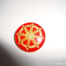 Pins de colección: ANTIGUA INSIGNIA PIN AGUJA ESVASTICA. Lote 188716541