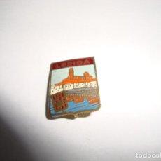 Pins de colección: ANTIGUA INSIGNIA PIN AGUJA LERIDA. Lote 188763227