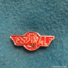 Pins de colección: PIN DISCOTECA ESPIRAL. Lote 186055146