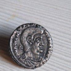 Pins de colección: PIN MONEDA ROMANA. Lote 190064345