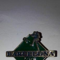 Pin's de collection: PIN JUEGOS OLÍMPICOS BARCELONA 92 - 1992. OLIMPIADAS FÚTBOL - IDEAL COLECCIONISTAS. Lote 190758538