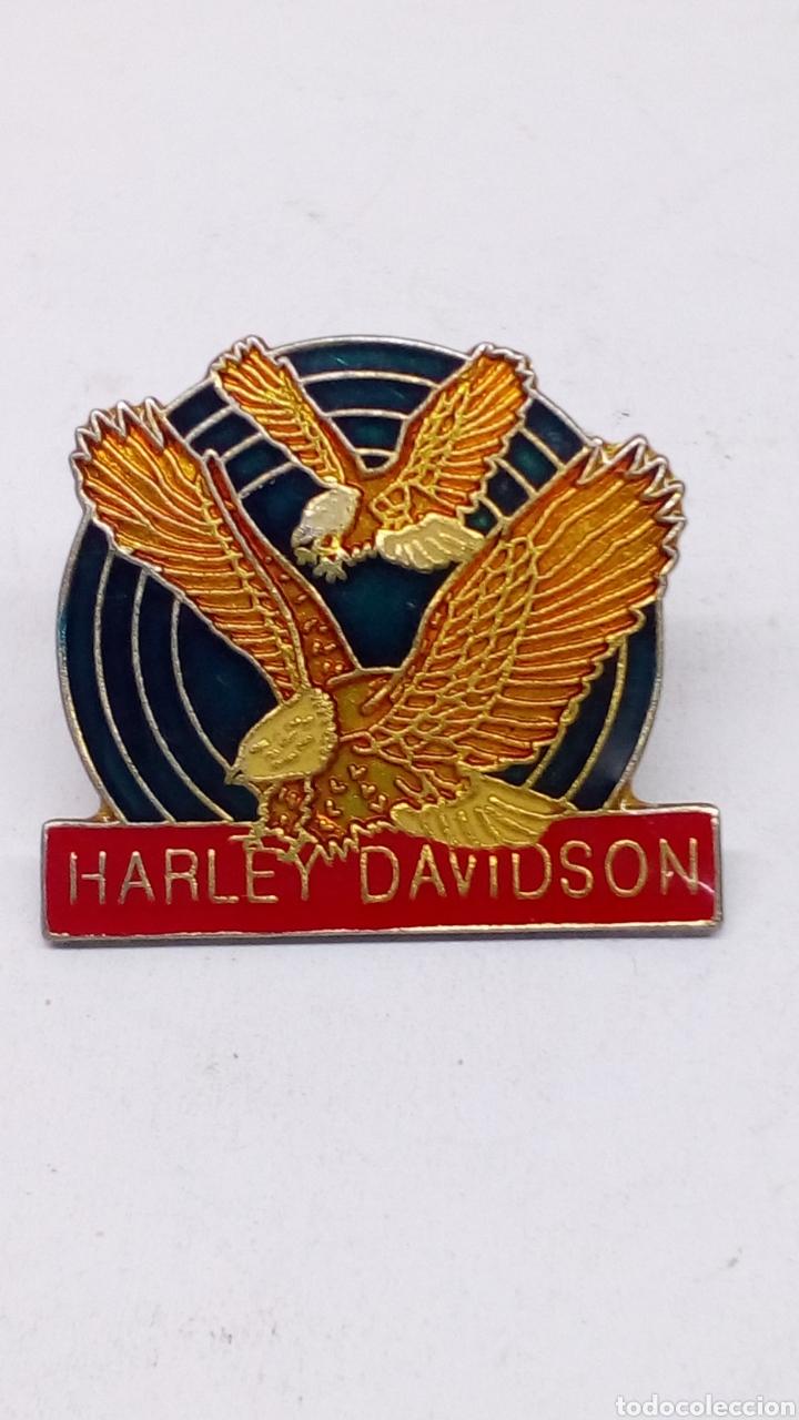PIN ESMALTADO HARLEY DAVIDSON (Coleccionismo - Pins)