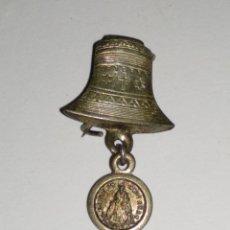 Pins de colección: ANTIGUO PIN AGUJA VIRGEN DE LAS MONTAÑAS. Lote 191413330