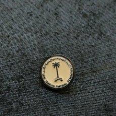 Pins de colección: PIN FEDERACIÓN ARABIA SAUDITA DE FÚTBOL. Lote 191521267