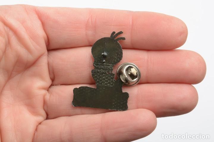 Pins de colección: Pin vintage oficial de Piolin, pin Warner Bross, tweety bird - Foto 5 - 191619070