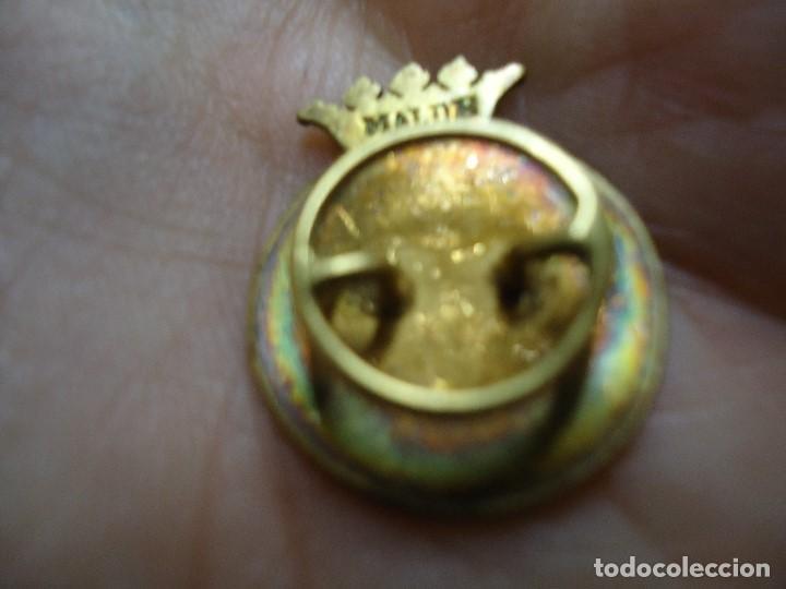 Pins de colección: JOYERIA MALDE PIN DE SOLAPA DE Sociedad Gallega de Patología Digestiva CON EL ESCUDO DE GALICIA - Foto 3 - 192910656