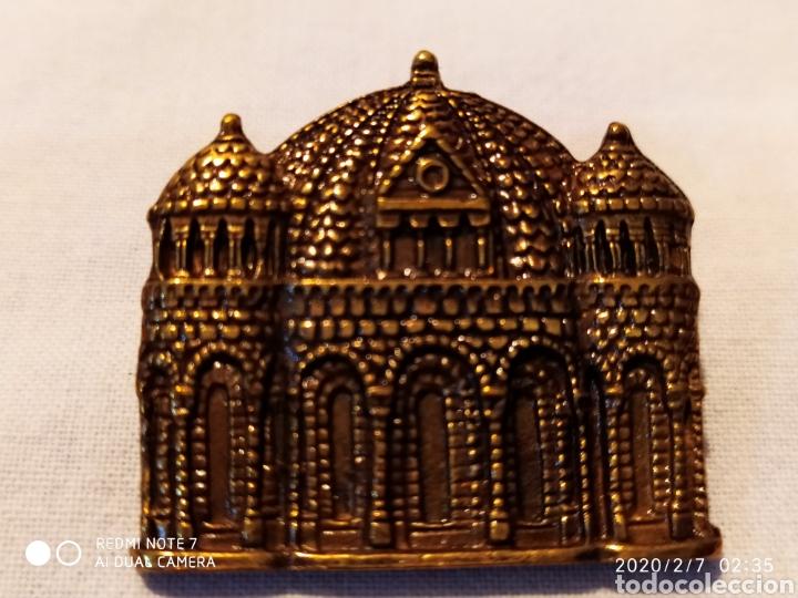 Pins de colección: PRECIOSO Y ÚNICO LOTE DE PINS DE LA CIUDAD DE ZAMORA, VER - Foto 7 - 193197030