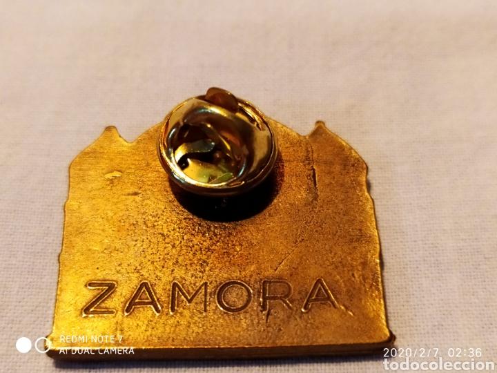 Pins de colección: PRECIOSO Y ÚNICO LOTE DE PINS DE LA CIUDAD DE ZAMORA, VER - Foto 8 - 193197030