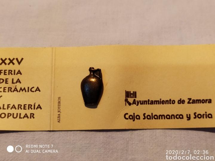 Pins de colección: PRECIOSO Y ÚNICO LOTE DE PINS DE LA CIUDAD DE ZAMORA, VER - Foto 10 - 193197030