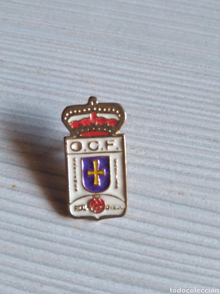 PIN O.C.F REAL OVIEDO (Coleccionismo - Pins)