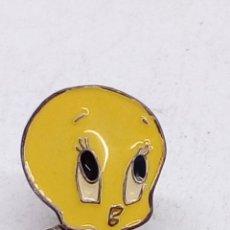 Pins de colección: PIN DE PLATA Y ESMALTE. Lote 194119757