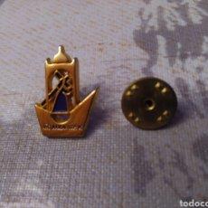 Pins de colección: PIN CONMEMORATIVO AÑO JUBILAR 1995 - 96.. Lote 194233526