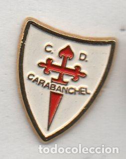 CARABANCHEL C.D.-MADRID (Coleccionismo - Pins)