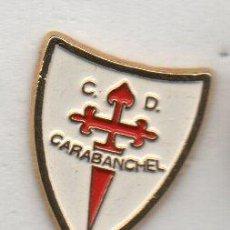 Pins de colección: CARABANCHEL C.D.-MADRID. Lote 194244646