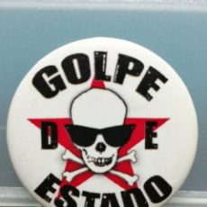 Pins de colección: PIN CHAPA GOLPE DE ESTADO POLITICA. Lote 194255792