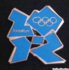 Pins de colección: PIN OLIMPIADA LONDON 2012. Lote 194264015