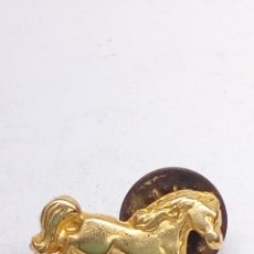 Pins de colección: PIN CHAPADO DORADO. Lote 194280881