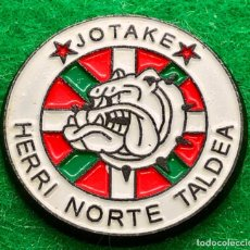 Pins de colección: PIN ATHLETIC HERRI NORTE. Lote 194298012