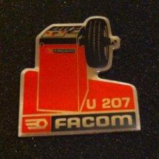 Pins de colección: PIN FACOM U 207. Lote 194338458