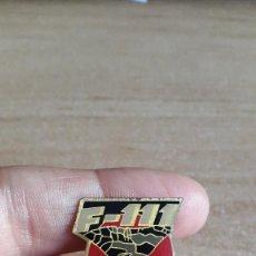 Pins de colección: PIN F-111 UNITED STATES AIR FORCE - FUERZA AEREA DE LOS ESTADOS UNIDOS - AVION. Lote 194353867