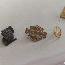 Pins de colección: LOTE DE PINS MARCAS DE MOTOS. Lote 194501453