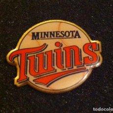 Pins de colección: PIN MINNESOTA TWINS. Lote 194522327