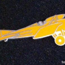 Pins de colección: PIN AVION. Lote 194564256
