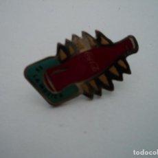 Pins de colección: PIN DE COCACOLA ES LA MUSICA. Lote 194586073