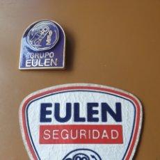 Pins de colección: PIN/PARCHE EULEN. Lote 194595890