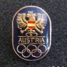 Pins de colección: PIN COMITE OLIMPICO AUSTRIA. Lote 194626568