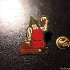 Pins de colección: PIN CRUZCAMPO EXPO 92 SEVILLA. CERVEZA.. Lote 194633728