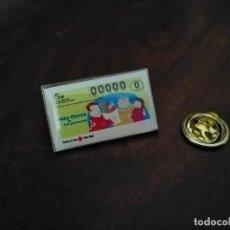 Pins de colección: PIN SORTEO CRUZ ROJA. . Lote 194676812