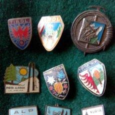 Pins de colección: PINS DE AGUJA SKY MONTAÑA. Lote 194677010