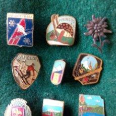Pins de colección: PINS DE AGUJA SKY MONTAÑA. Lote 194677051