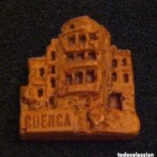 Pins de colección: ANTIGUO Y PRECIOSO PIN DE CUENCA. Lote 194688605