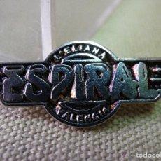 Pins de colección: PIN DISCOTECA ESPIRAL. Lote 194689100
