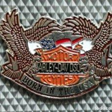 Pins de colección: PIN MOTOR HARLEY. Lote 194725671