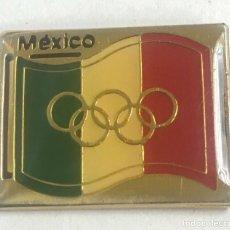 Pins de colección: ANTIGUO PIN AÑOS 80 COMITE OLIMPICO DE MEXICO. Lote 194733357