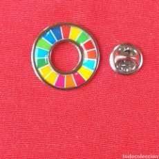 Pins de colección: PIN - AGENDA 2030 - MINISTERIO DE FOMENTO. Lote 194733503