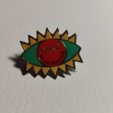 Pins de colección: PIN COCA-COLA ES LA MUSICA. Lote 194742047