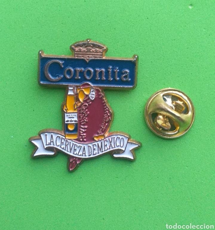 PIN - CERVEZA - CORONITA LA CERVEZA DE MEXICO (Coleccionismo - Pins)