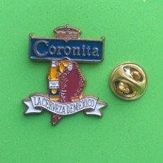 Pins de colección: PIN - CERVEZA - CORONITA LA CERVEZA DE MEXICO. Lote 194878031