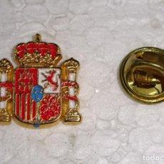 Pins de colección: PIN DE TURISMO HERÁLDICA. ESCUDO HERÁLDICO DE ESPAÑA. Lote 194900985
