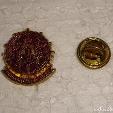 Pins de colección: PIN DE TURISMO HERÁLDICA. ESCUDO HERÁLDICO DE LA DIPUTACIÓN DE VALLADOLID. Lote 194901202