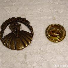 Pins de colección: PIN DE TURISMO. CAMINO DE SANTIAGO. SAHAGÚN, LEÓN. Lote 194901512