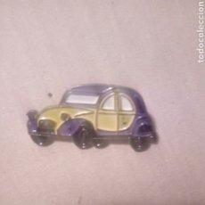 Pins de colección: PIN DE CLIP PUBLICIDAD DEL CITROEN DOS CABALLOS. Lote 194903330