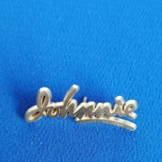 Pins de colección: PIN JOHNNIE WALKER. Lote 194905125